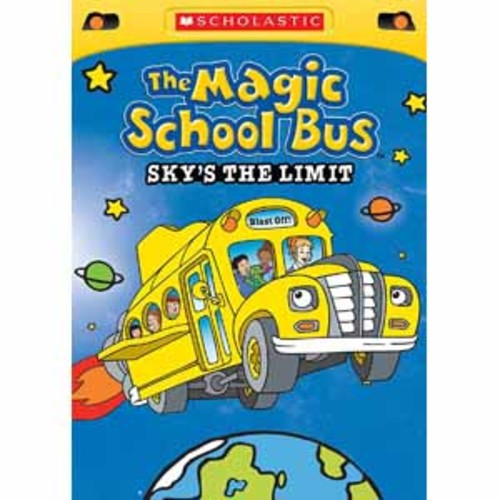 The Magic School Bus: Sky's the Limit! [DVD]
