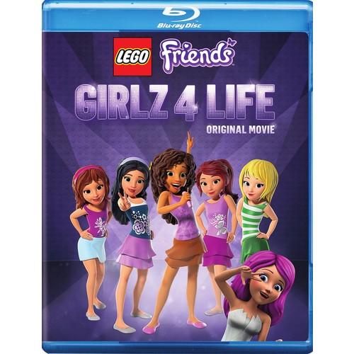 LEGO Friends: Girlz 4 Life [Blu-ray] [2 Discs]