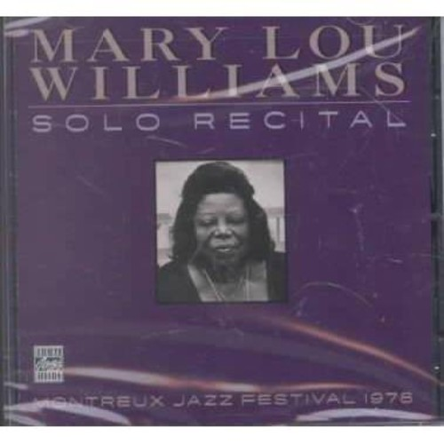 Mary Lou Williams - Monterey Jazz Festival 1978