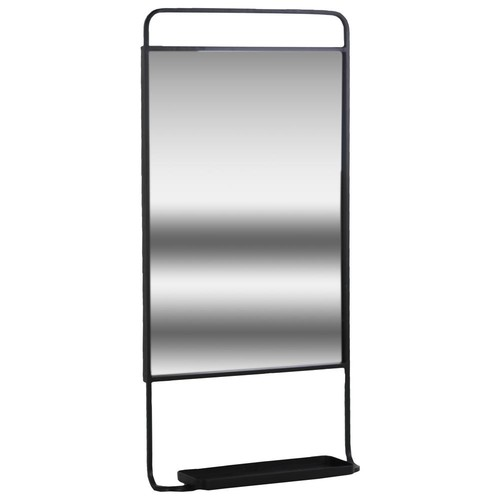 Urban Trends Collection 14 in. x 28.5 in. 1 Metal Wall Shelf