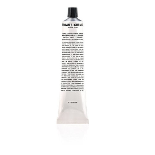 Grown Alchemist Wheatgerm Ginkgo & Cranberry 2-ounce Deep Cleansing Masque