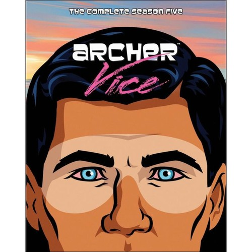 Archer: Season 5 [2 Discs] [Blu-ray]