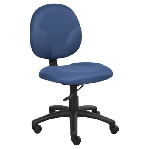 Diamond Task Chair Blue - Boss Office Products