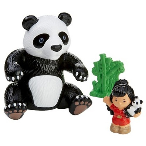 Fisher-Price Little People Giant Panda