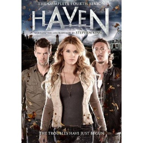 Haven:Complete fourth season (DVD)