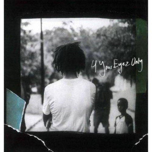 J. Cole - 4 Your Eyez Only (CD)