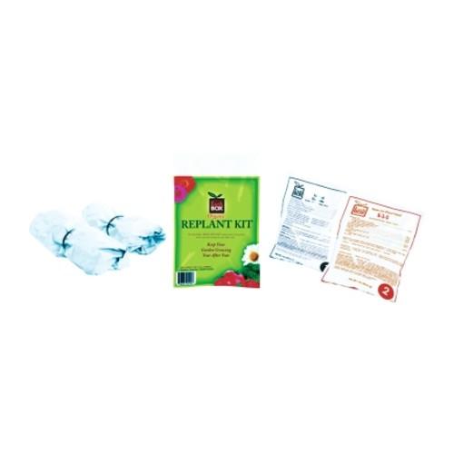 Novelty EarthBOX 8-3-5 Replant Kit Powder For Vegetable & Tomato Plants 2 lb.(81101)