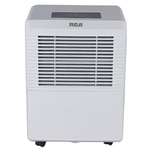 RCA 70-Pint Dehumidifier, White