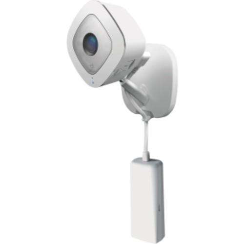 Arlo Q Plus VMC3040S Network Surveillance Camera - Color, Day&Night, 1920x1080 pixels, Audio, Wireless, RJ-45 LAN-Port, CMOS Sensor, Wall Mount-bracket, PoE Adapter - VMC3040S-100NAS