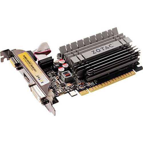 ZT-71105-10L GeForce GT 730 Graphic Card - 902 MHz Core - 2 GB DDR3 SDRAM - PCI Express 2.0 x16