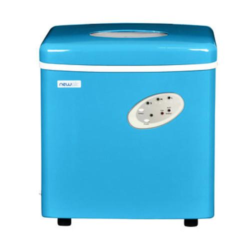 Air 28-lb. Portable Ice Maker - Cyan Blue