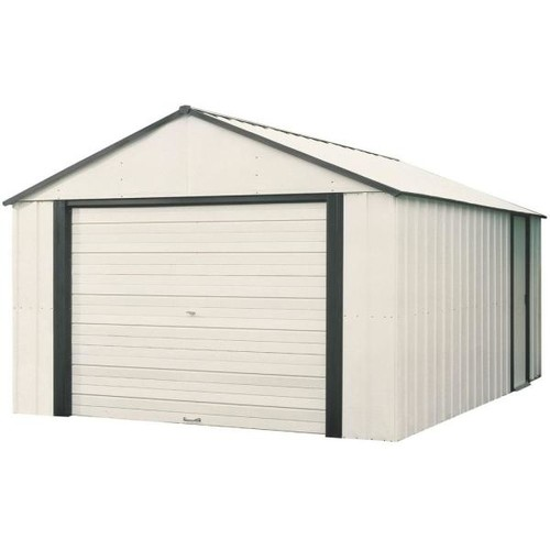 Arrow Murryhill 14 ft. x 31 ft. Vinyl Storage Building