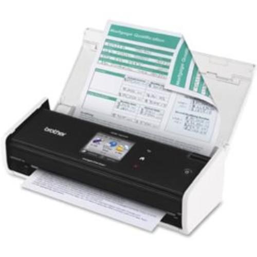 Brother ImageCenter ADS-1500W Document Scanner - Duplex - Colo