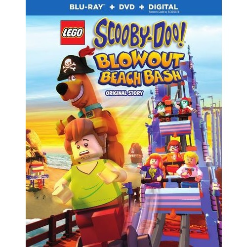 LEGO Scooby-Doo!: Blowout Beach Bash [Blu-ray] [2 Discs] [2017]