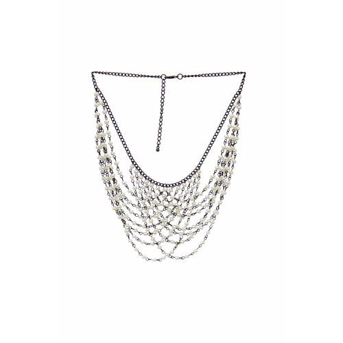 Pearl Multi-Chain Necklace