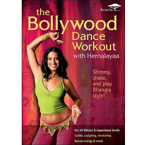 The Bollywood Dance Workout with Hemalayaa [DVD] [2007]