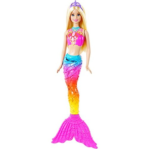 Barbie Mermaid Rainbow Fashion Doll