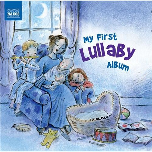 My First Lullaby Album [CD]