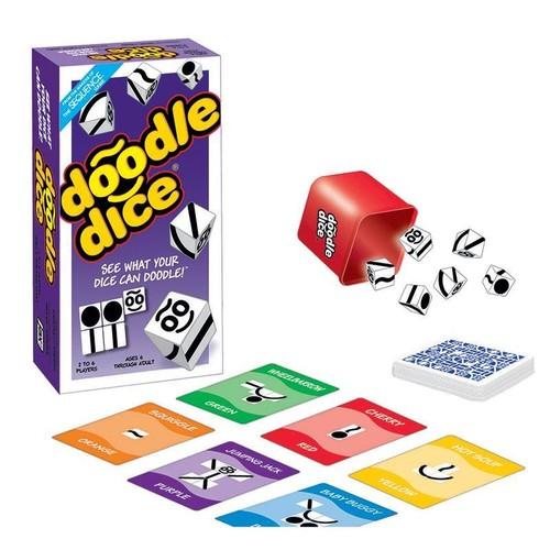 Jax Ltd Games DOODLE DICE