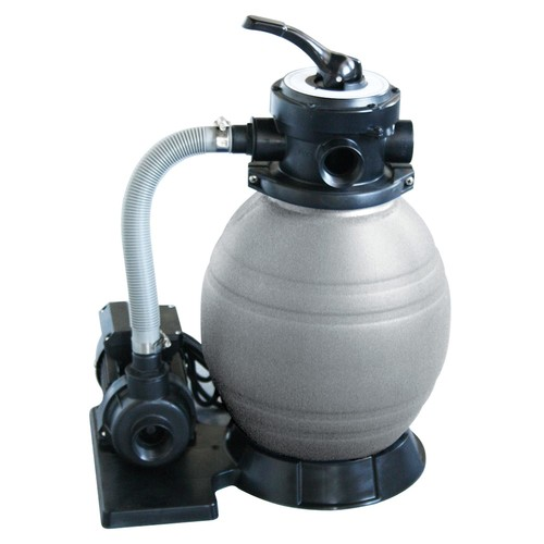 Blue Wave 12 in. Above Ground Pools Sand Filter System with 1/2 HP Pool Pump