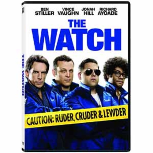 Watch [Blu-Ray]