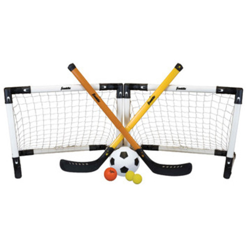 Franklin Sports Franklin 3 in 1 Indoor Sport Set