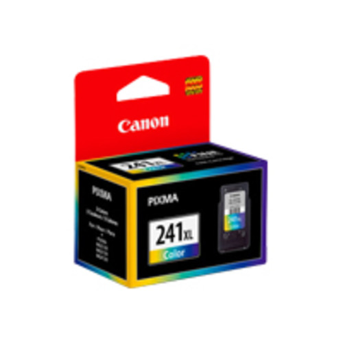 Canon Usa, Inc. 5208B001 5208B001 (CL-241XL) ChromaLife100+ High-Yield Ink, Tri-Color