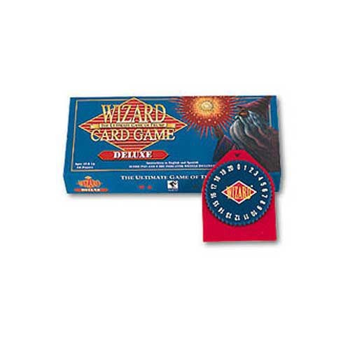 US Games Systems Wizard Card Game - Deluxe Edition