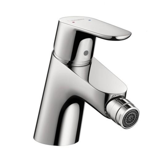 Hansgrohe Focus E Single Hole Faucet Chrome Bidet