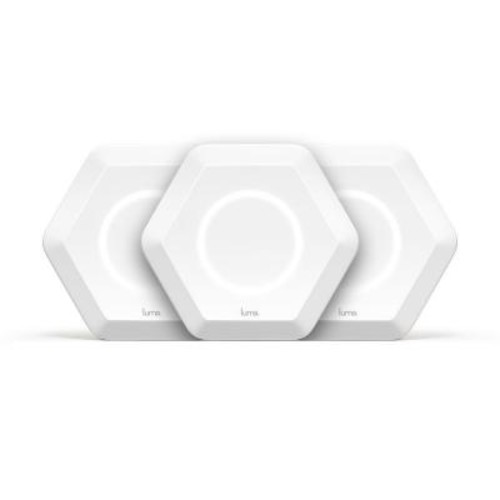 Luma Intelligent Home Wi-Fi System, White (3-Pack)