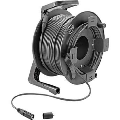 Etherflex CAT5e Cable Drum with Neutrik EtherCon Locking Connectors (328')