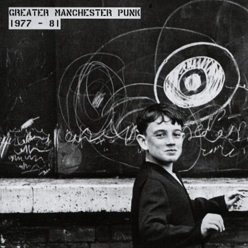 Various - Greater manchester punk:1977-1981 (CD)