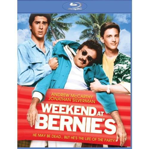 Weekend at Bernie's [Blu-ray] [1989]
