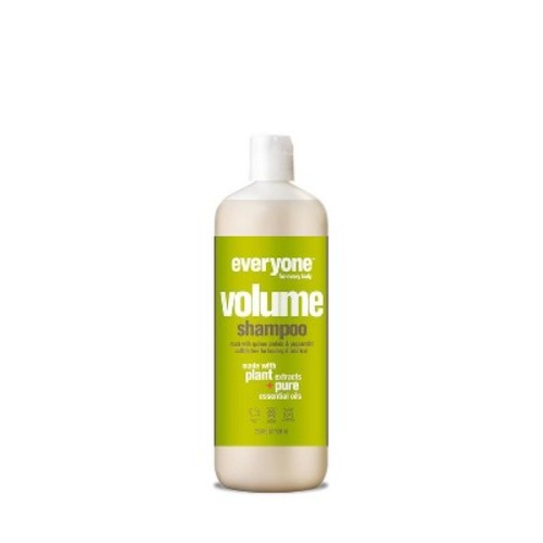 Everyone Sulfate-Free Volume Shampoo, Quinoa Protein & Peppermint Oil, 20.3 fl oz