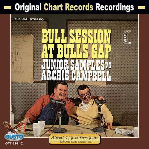 Bull Session at Bull's Gap [CD]
