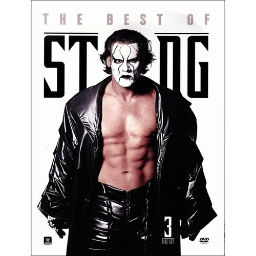 WWE: Sting - The Ultimate Collection [3 Discs] [DVD] [2014]