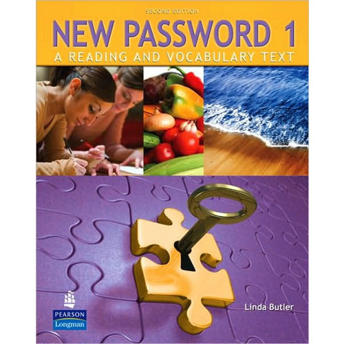 Password 1: A Reading and Vocabulary Text (without MP3 Audio CD-ROM) / Edition 2
