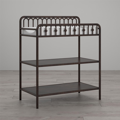 Little Seeds Monarch Hill Ivy Metal Changing Table - Bronze