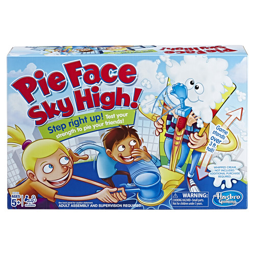 Hasbro Pie Face Sky High Game