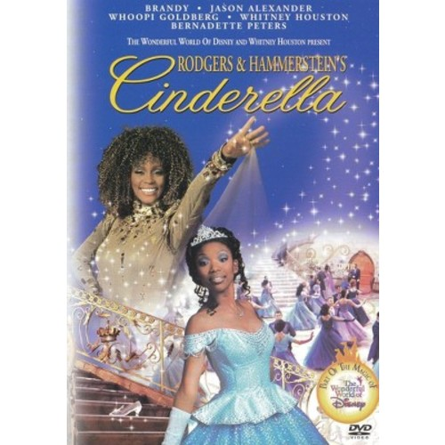 Rodgers & Hammerstein's Cinderella (dvd_video)