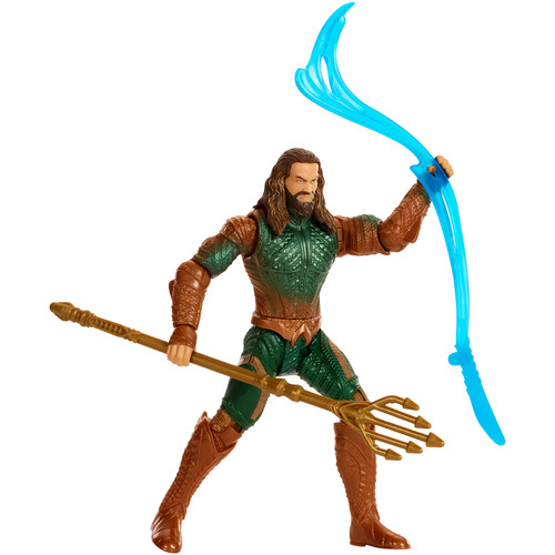 DC Comics Justice League 6 inch Action Figure - Aquaman