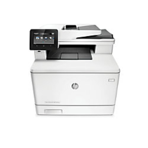HP LaserJet Pro M477FNW Wireless Color Laser Printer With JetIntelligence
