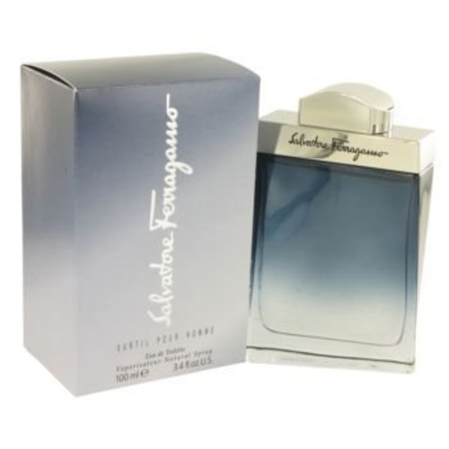 Subtil By Salvatore Ferragamo For Men. Eau De Toilette Spray 1.7 Ounces [1.7 oz]