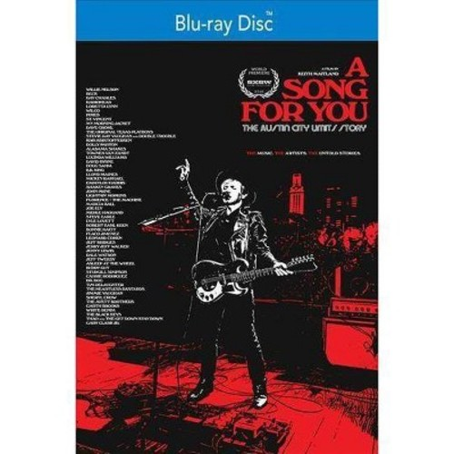Song For You:Austin City Limits Story (Blu-ray)