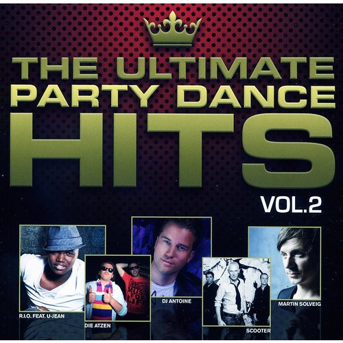 Vol. 2-Ultimate Party Dance Hits (Germany) - CD