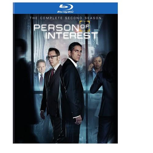 Person of Interest: Season 2 [Blu-ray]: Jonathan Nolan, J.J. Abrams, Bryan Burk, Greg Plageman, Jim Caviezel, Taraji P. Henson, Kevin Chapman, Michael Emerson: Movies & TV