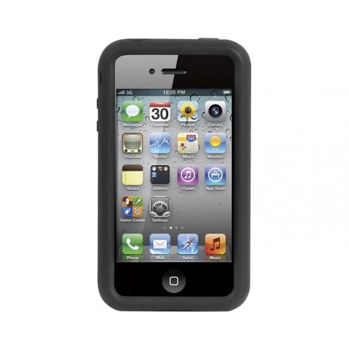 i.Sound Duraguard - iPhone - Black - Silicone