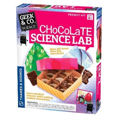 Thames & Kosmos Chocolate Science Lab