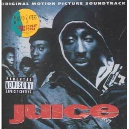 Various - Juice (Ost) [Explicit Lyrics] (CD)