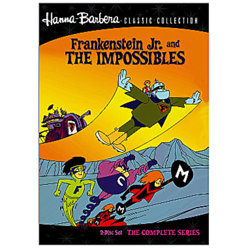 Frankenstein Jr. And The Impossibles The CompleteSeries